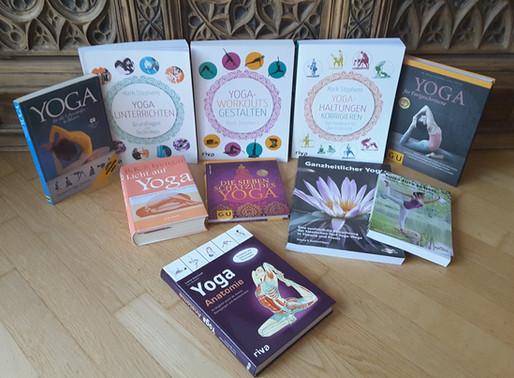 Yogabücher - Teil 2 - Yogapraxis