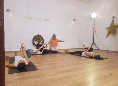 Yoga jederzeit und überall