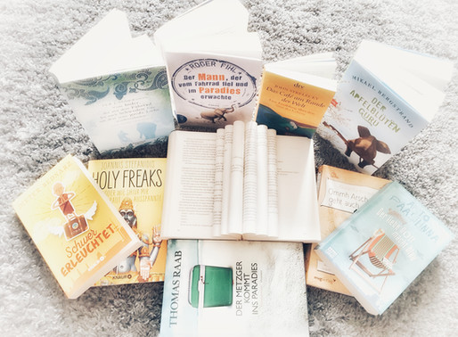 Sommer - Sonne - Bücher