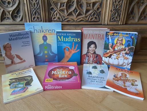 Yogabücher - Teil 3 - Chakren /Meditation / Mantra / Mudra / Geschichten