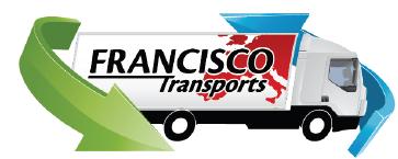 francisco transports transporteur suisse et europe suisse. Black Bedroom Furniture Sets. Home Design Ideas