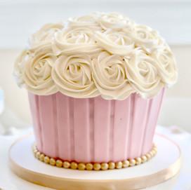 Rosy Cupcake
