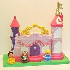 Princess Play Castle