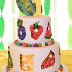 Caterpillar Birthday