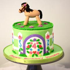 Horsey Birthday