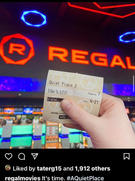 A Quiet Place Part II Ticket Post