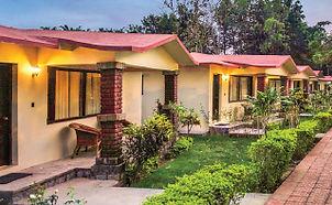 Pagoda Manu Maharani Corbett Destination Wedding