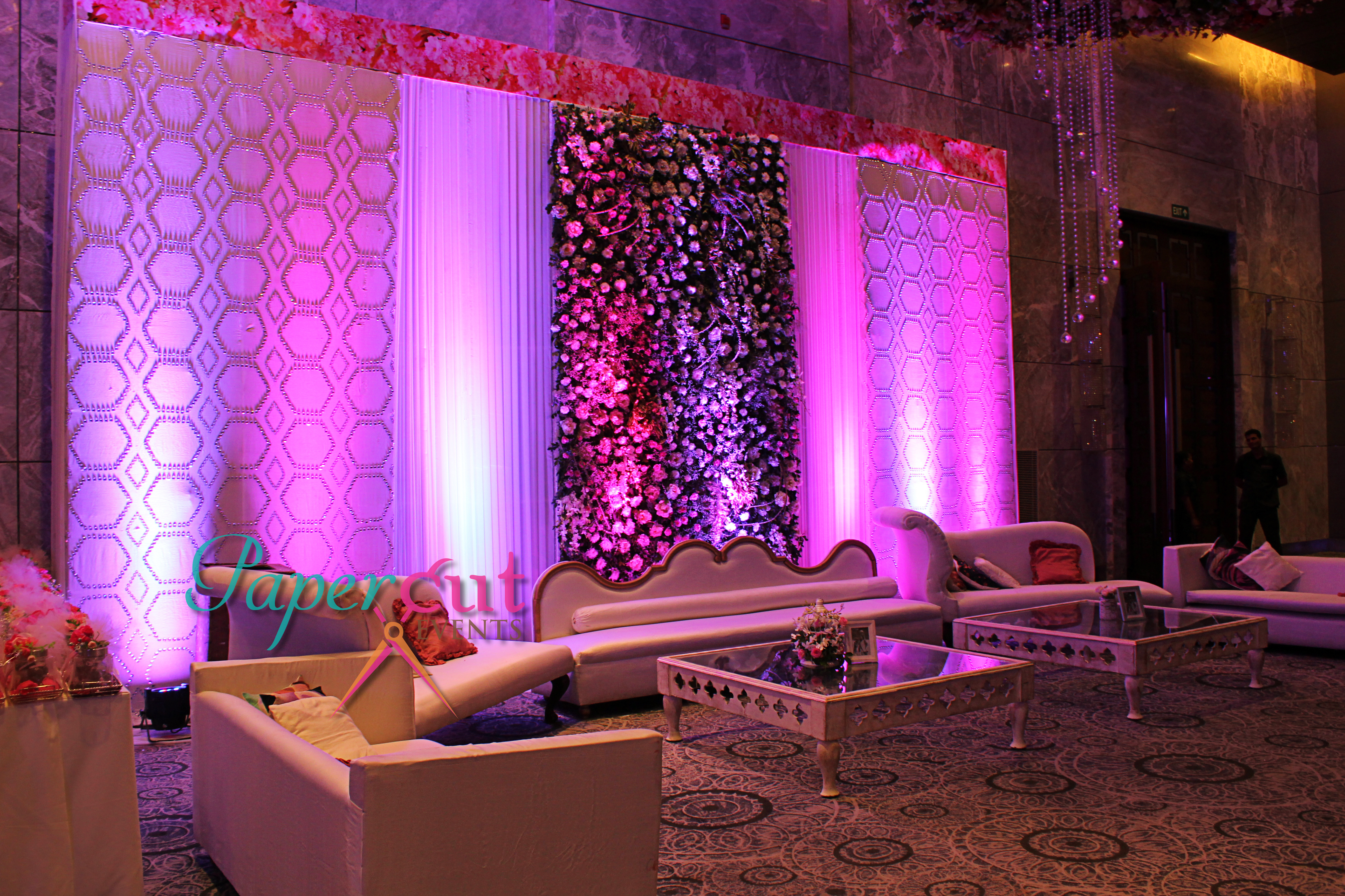 Marriott Agra Decorations