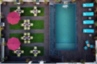Roof Top Pool Side