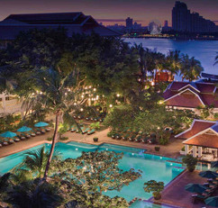 Anantara Bangkok Riverside Resort and Sp