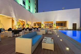 Pool Side Rooftop