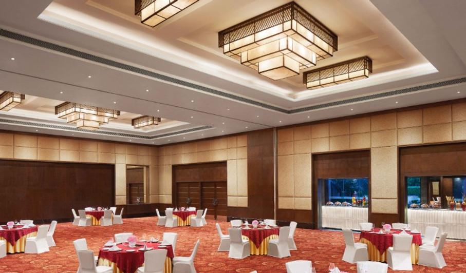 Shah Jahan's banquet
