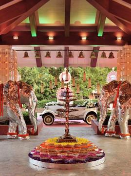 Marriott Goa Destination Wedding