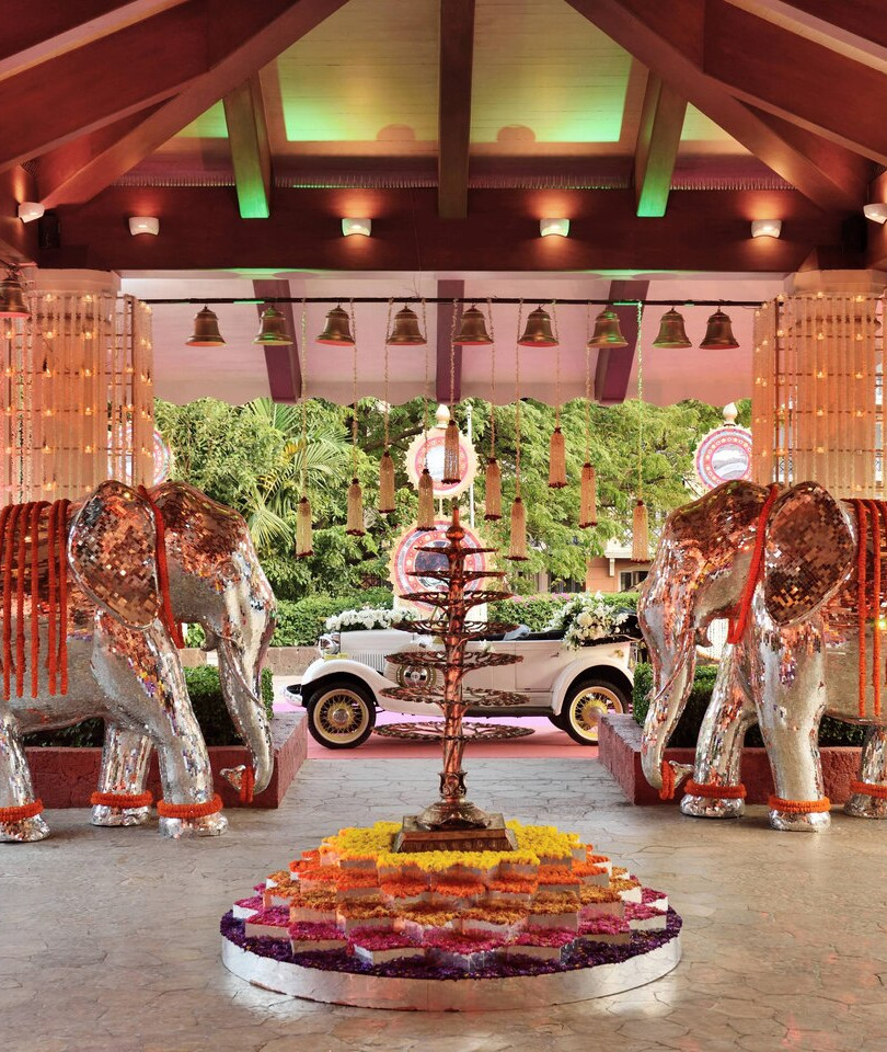 Marriott Goa Destination Wedding