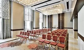 crystal ballroom Courtyard By Marriott wedding.jpg