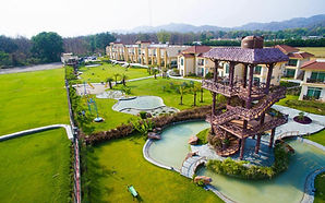 Resort De Corecao Taj Corbett Destination Wedding