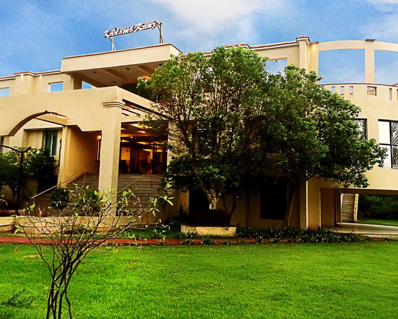 Hotel Kamdamb Kunj Bharatpur