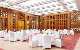 Alila diwa Goa Ballroom1 wedding Decor