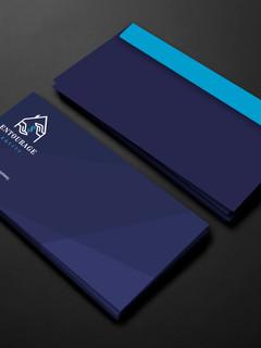 Entourage Equity Envelope Design