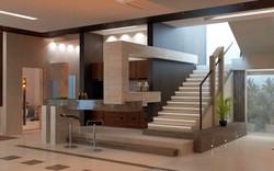 Bar & Stair