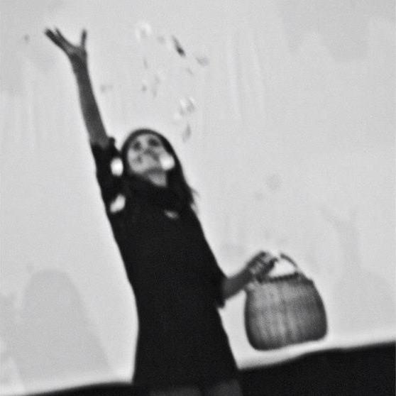 Luisella Pescatori in scena ne: Il segno clinico di Alda