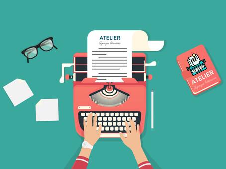 I martedì di Atelier: appunti di scrittura creativa #8