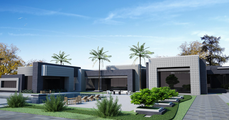 Modern Palace