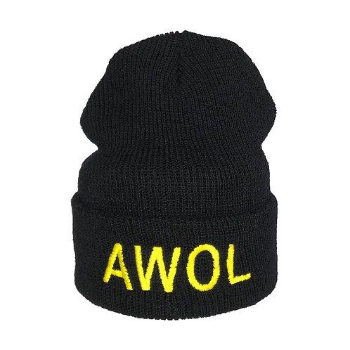 ES AWOL WOOL WATCH CAP BLACK