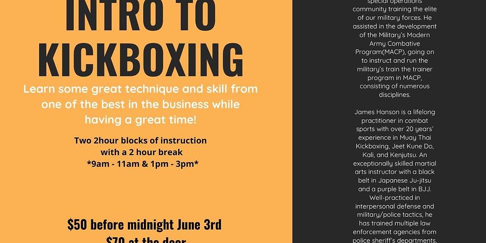 FQ Family Intro to Kick Boxing