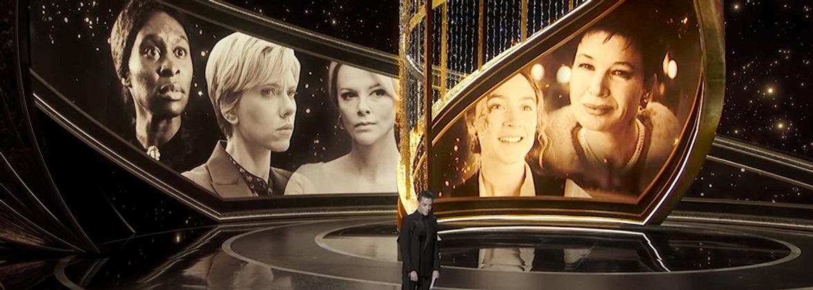 Oscars 2020 Set Build