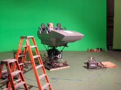 Viper Ride Simulator