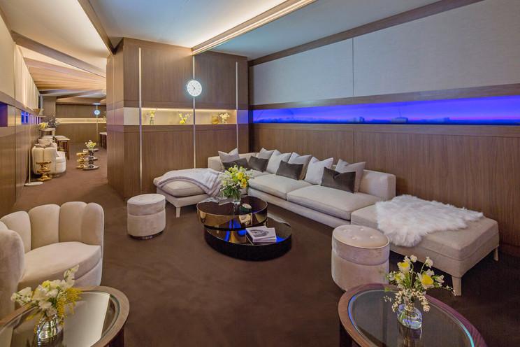 ROLEX Oscars Presenter Waiting Room