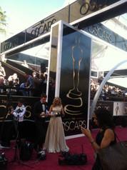 Oscars Red Carpet 2013