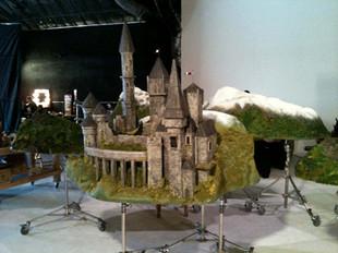 Castle Miniature