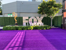 Emmy's Red Carpet 2019 for Fox  Designer James Welby