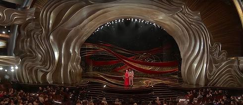 Oscars 2019 Scenery
