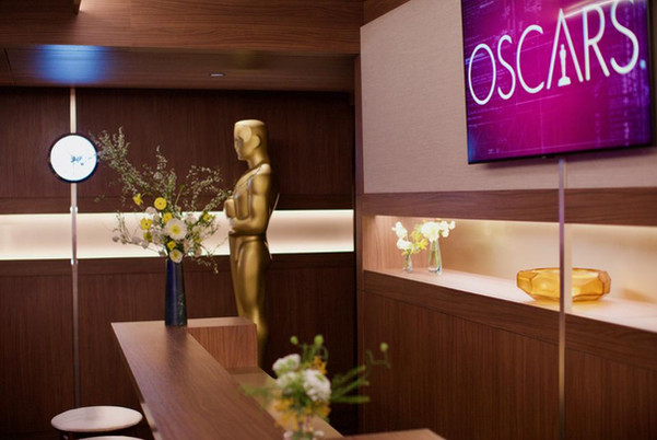 ROLEX Oscars Green Room 2020
