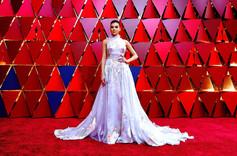 2017 Oscars Red Carpet Set