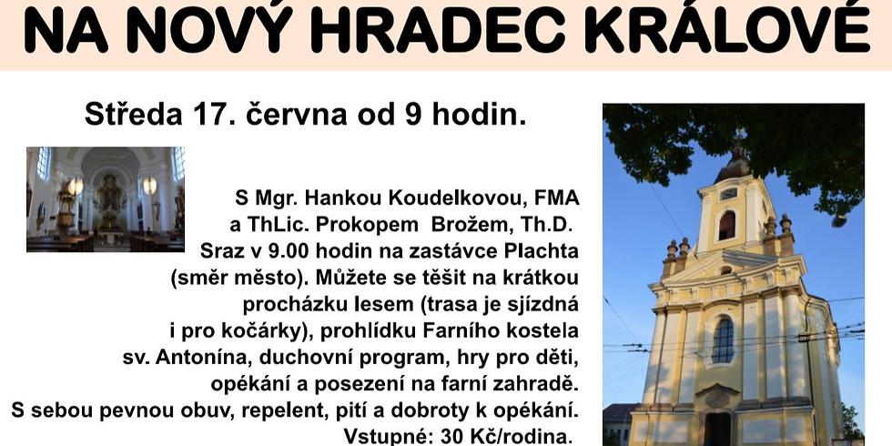 Výlet s poutí na Nový Hradec Králové