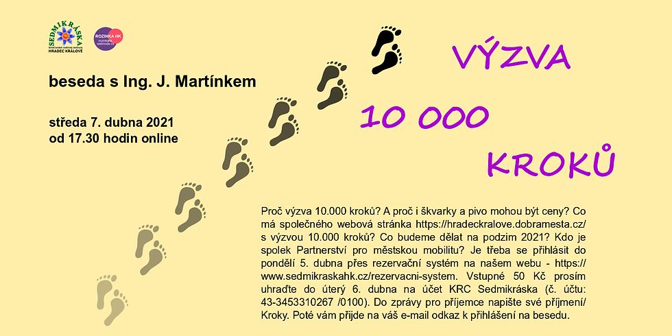 Výzva 10 000 kroků