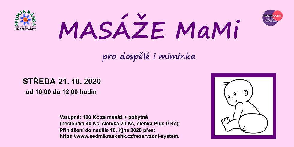 Masáže MaMi
