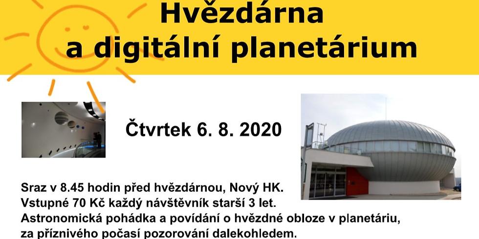 Hvězdárna a digitální planetárium