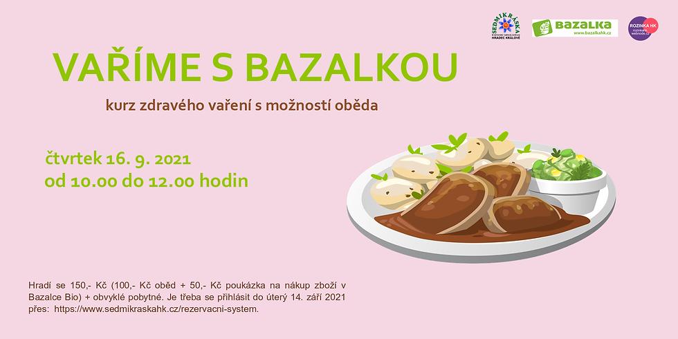 Vaříme s Bazalkou