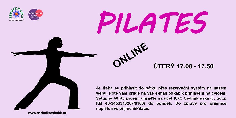 Pilates s Dášou