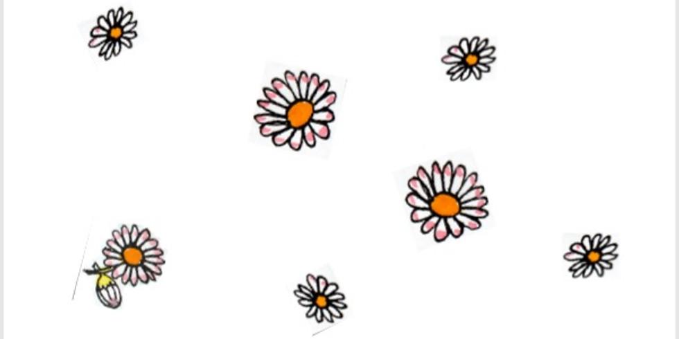 Zářijové Ruční práce – Tkaní - Malý kobereček (1)