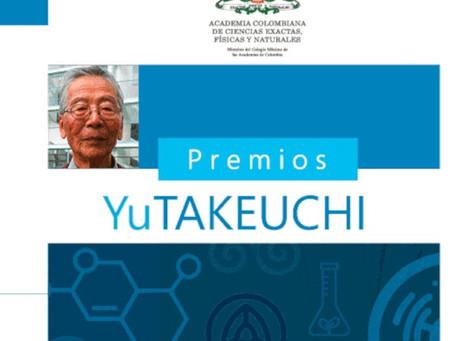 Ganadoras del premio Yu Takeuchi versión 2019