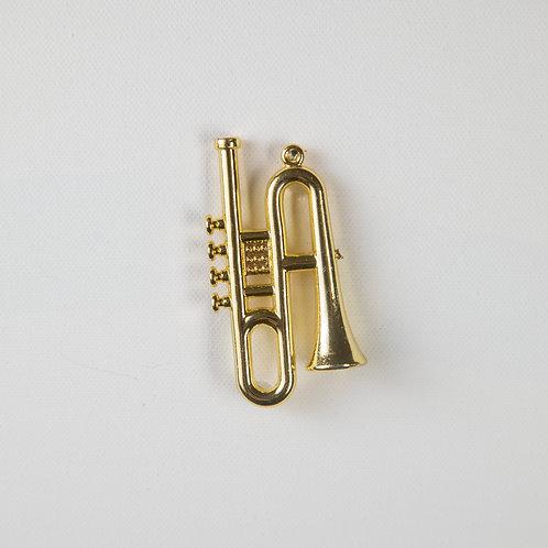 Trombone-gold