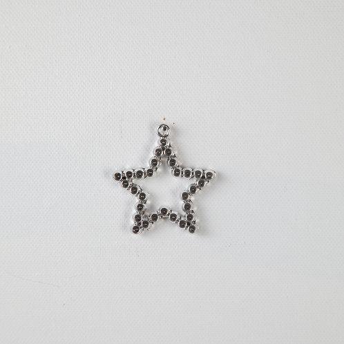 Star Open-silver small