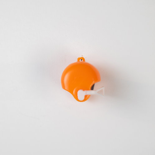 Football Helmet-orange
