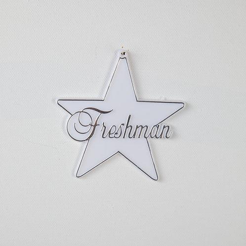 Freshman-silver